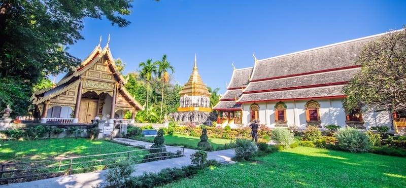 Onde Ficar Em Chiang Mai: Old City