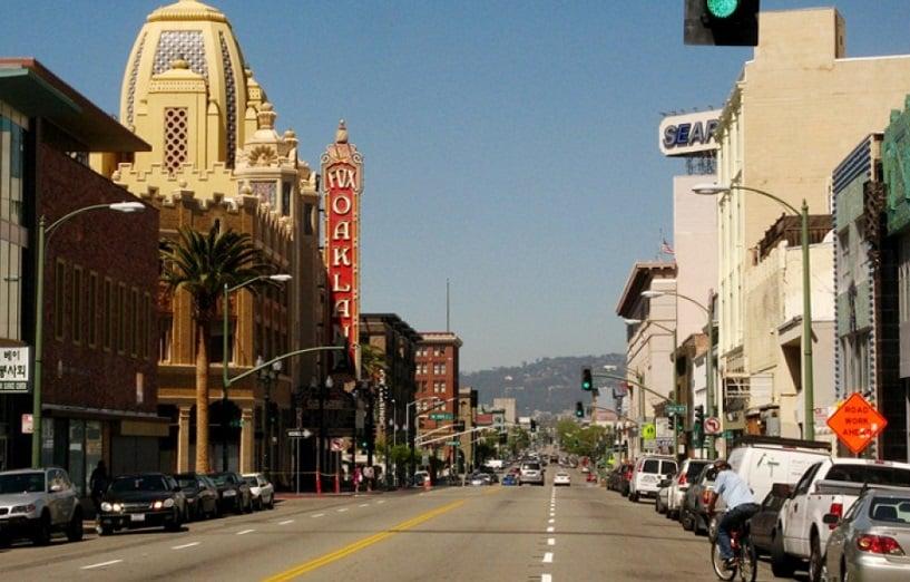 Onde Ficar Em Oakland: Centro