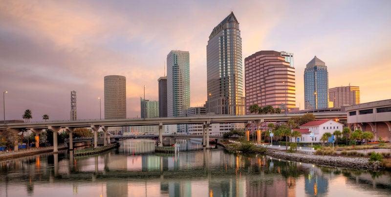 Onde Ficar Em Tampa: Centro