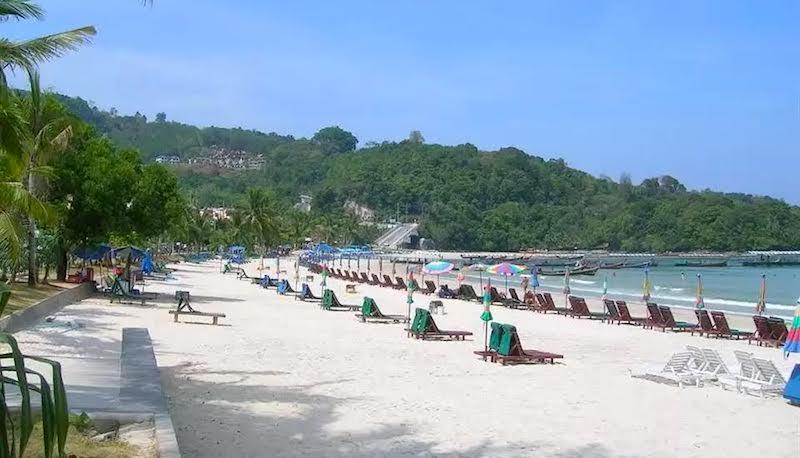 Onde Ficar Em Kathu: Região da Praia