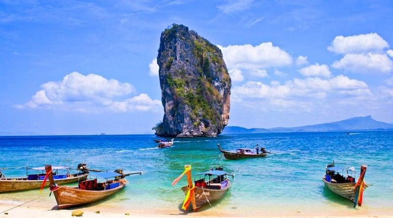 Onde Ficar Na Cidade de Krabi: Ao Nang