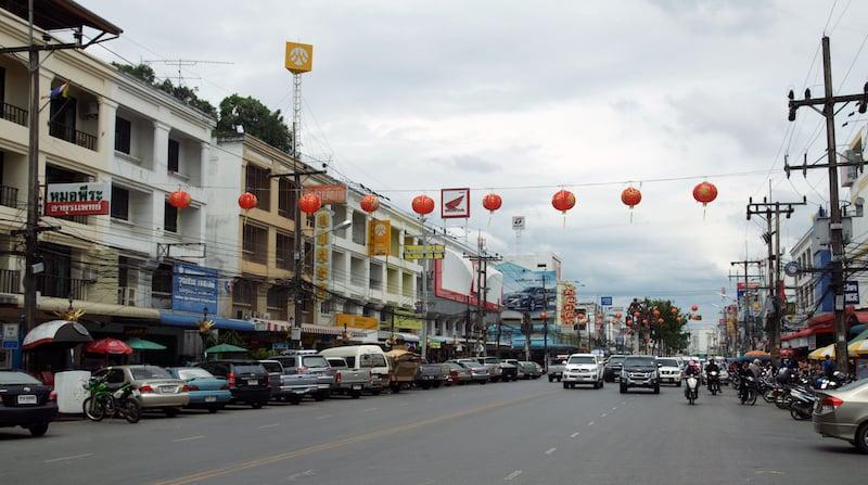 Onde Ficar Na Cidade de Krabi: Centro
