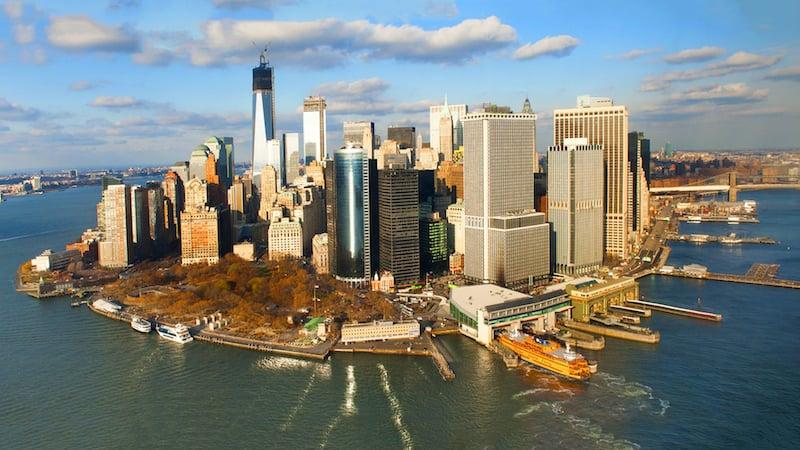 Onde Ficar em Nova York: Lower Manhattan