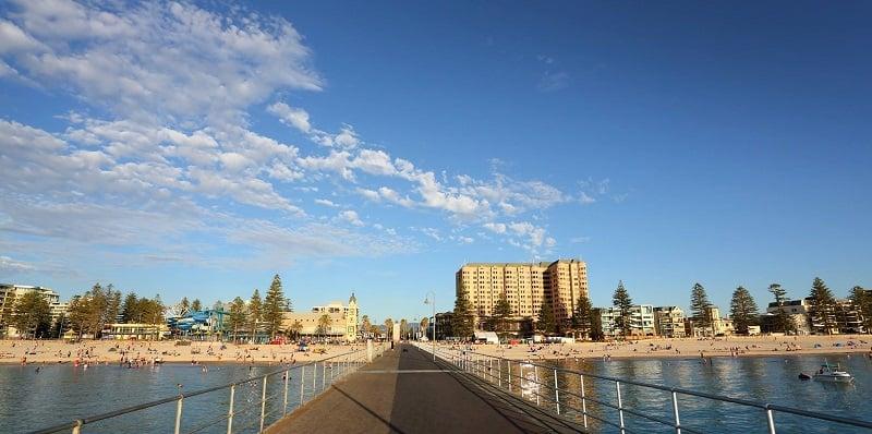 Onde Ficar em Adelaide: Glenelg