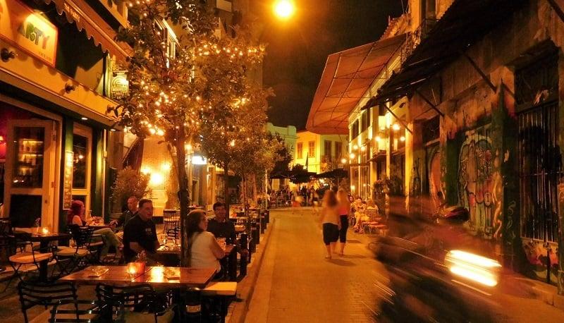 Onde Ficar em Atenas: Psiri