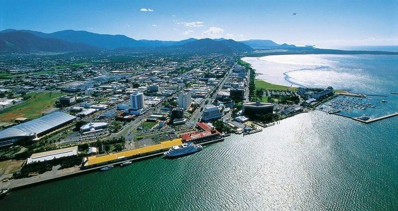 Onde Ficar em Cairns: Centro da Cidade