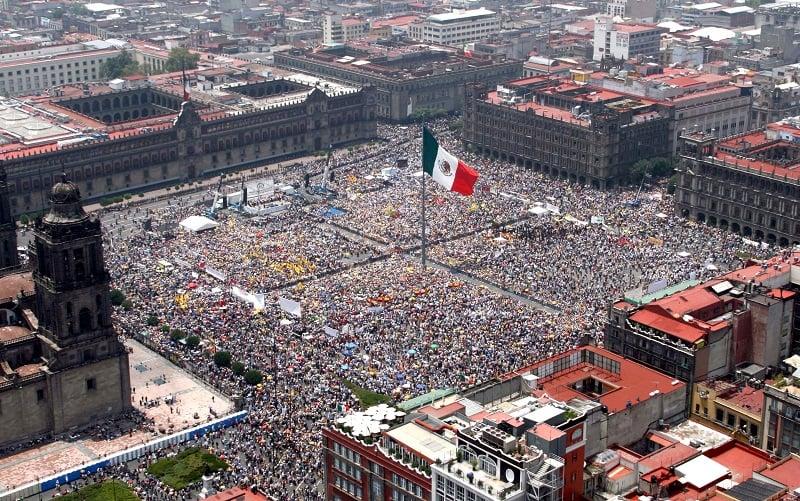 Onde Ficar na Cidade do México: Centro Histórico (Zócalo)