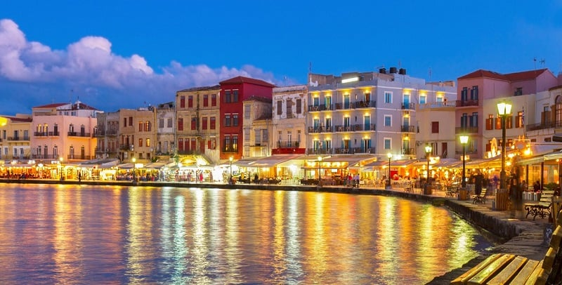 Onde Ficar em Creta: Chania