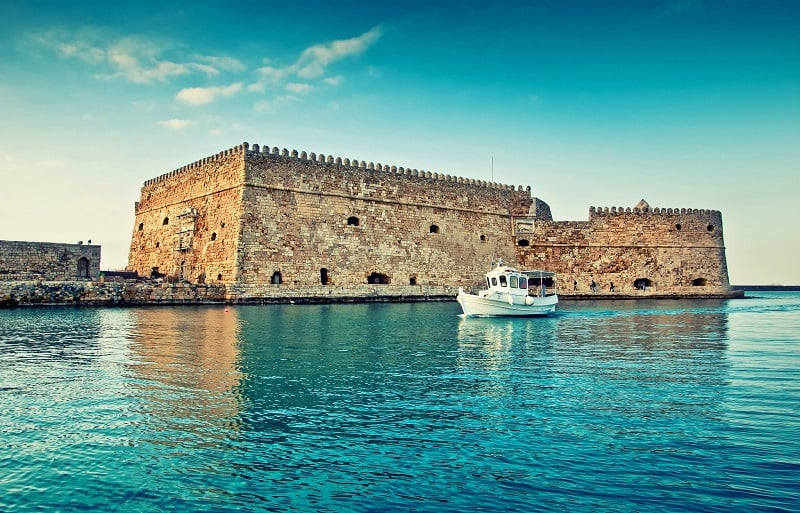 Onde Ficar em Creta: Heráklion