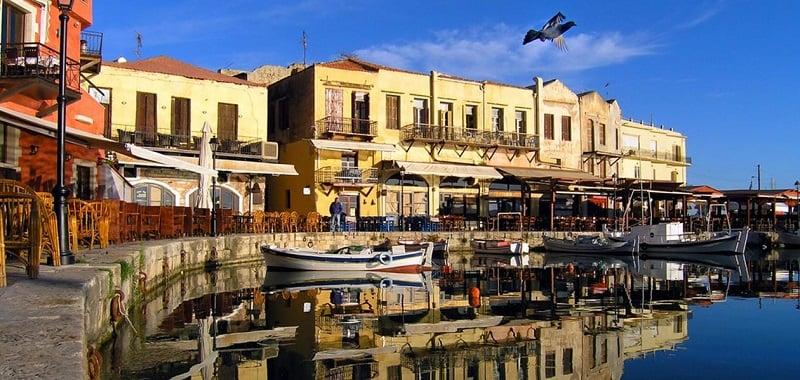 Onde Ficar em Creta: Rethymnon