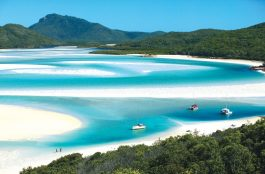 Onde Ficar nas Ilhas Whitsunday na Austrália