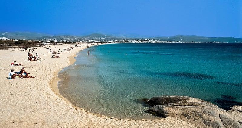 Onde Ficar em Naxos: Agios Prokopios