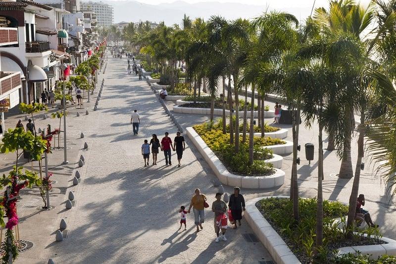Onde Ficar em Puerto Vallarda: Centro da Cidade