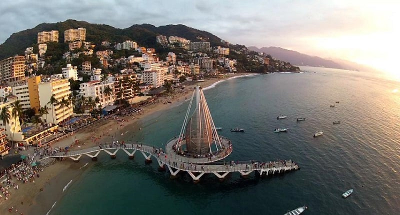 Onde Ficar em Puerto Vallarda: Zona Romântica