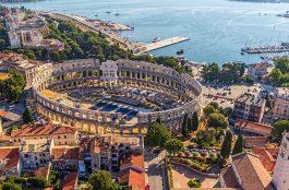 Onde Ficar em Pula na Croácia