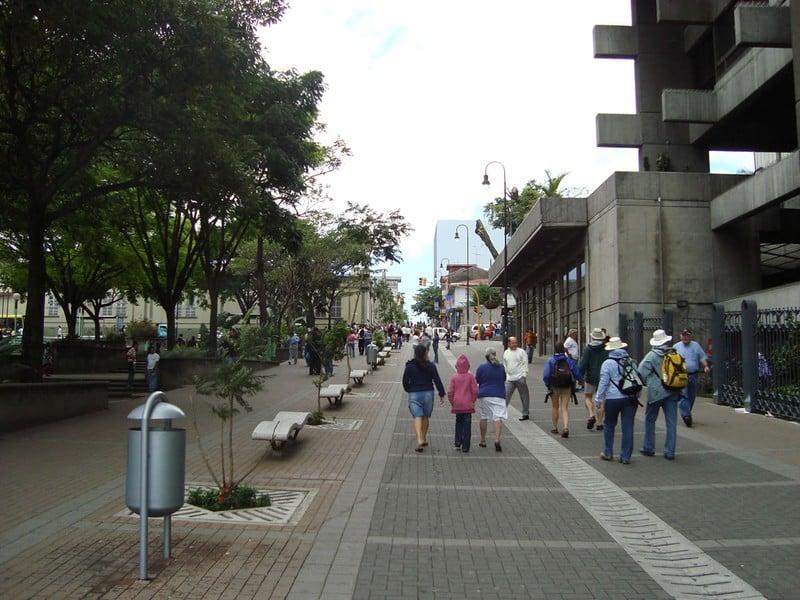 Onde Ficar em San José: Centro da Cidade