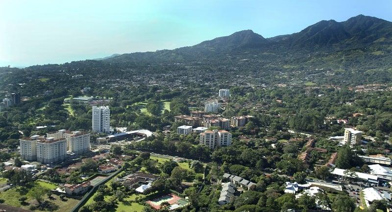 Onde Ficar em San José: Escazu