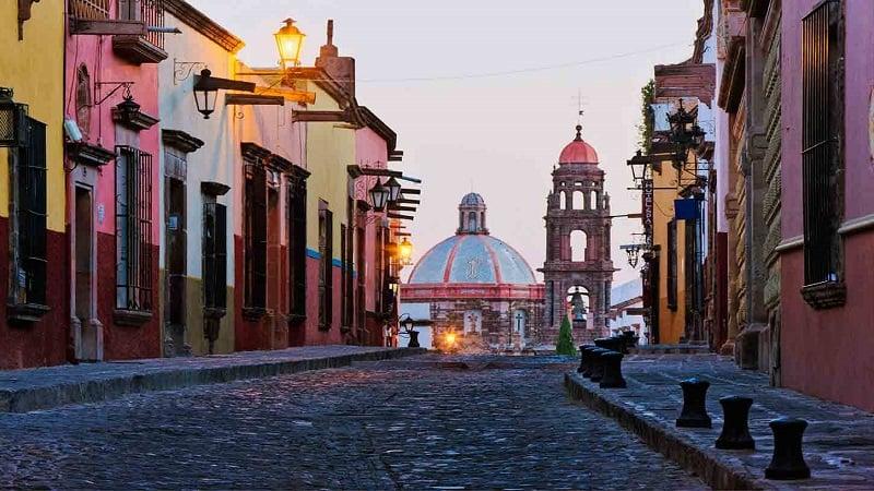 Onde Ficar em San Miguel de Allende: Centro da Cidade