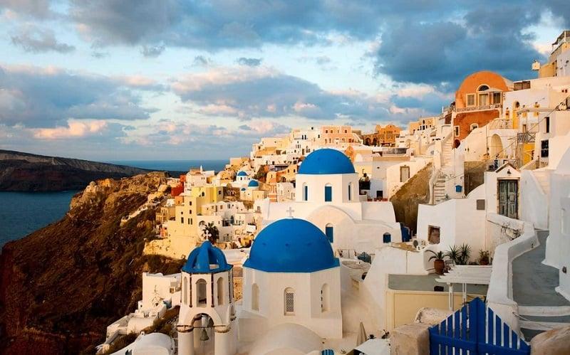Onde Ficar em Santorini na Grécia
