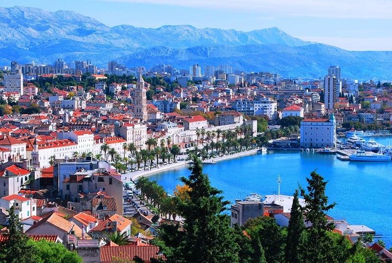 Onde Ficar em Split: Cidade Velha