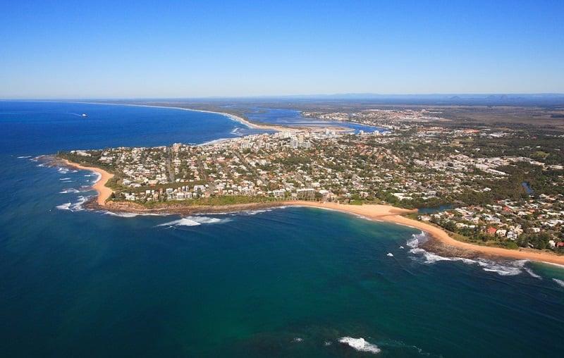 Onde Ficar em Sunshine Coast: Caloundra