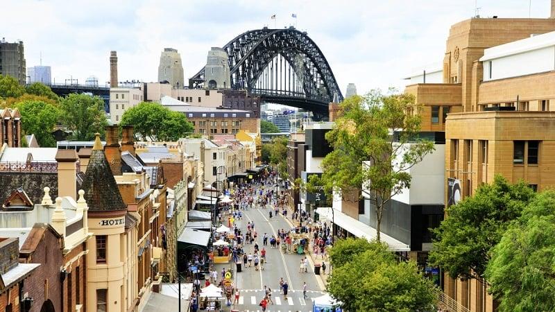 Onde Ficar em Sydney: The Rocks
