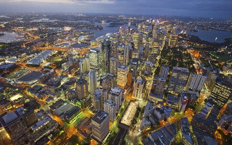 Onde Ficar em Sydney: Central Business District