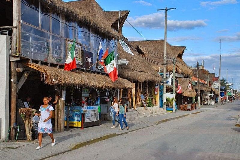 Onde Ficar em Tulum: Tulum Pueblo