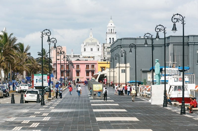 Onde Ficar em Veracruz: Centro Histórico