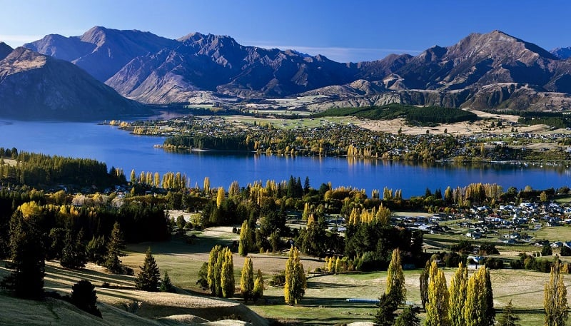 Onde Ficar em Wanaka na Nova Zelândia