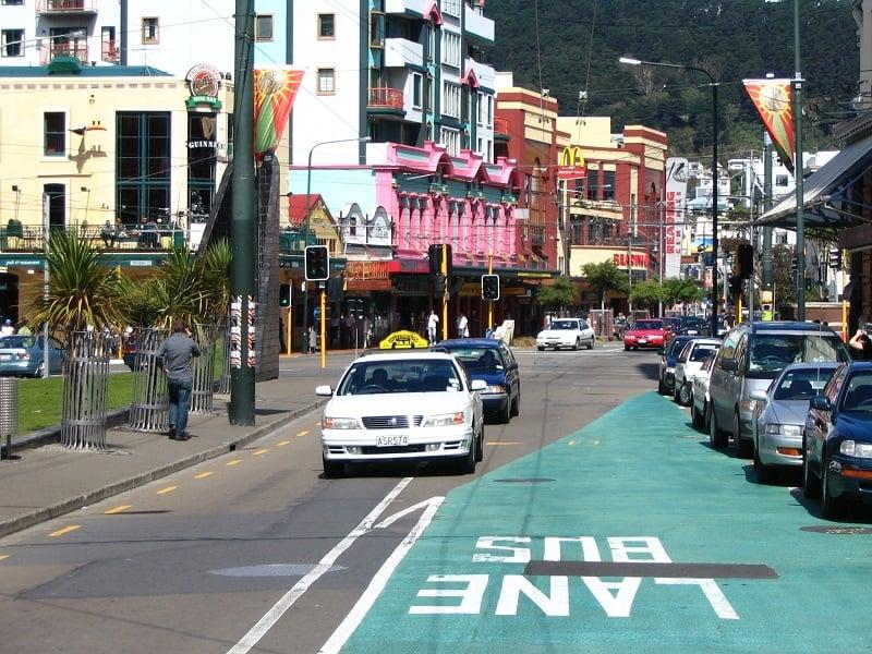 Onde Ficar em Wellington: Te Aro
