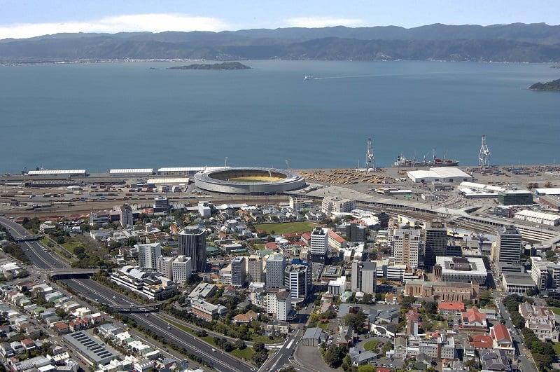 Onde Ficar em Wellington: Thorndon