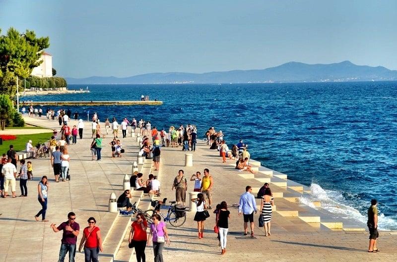 Onde Ficar em Zadar: Cidade Velha