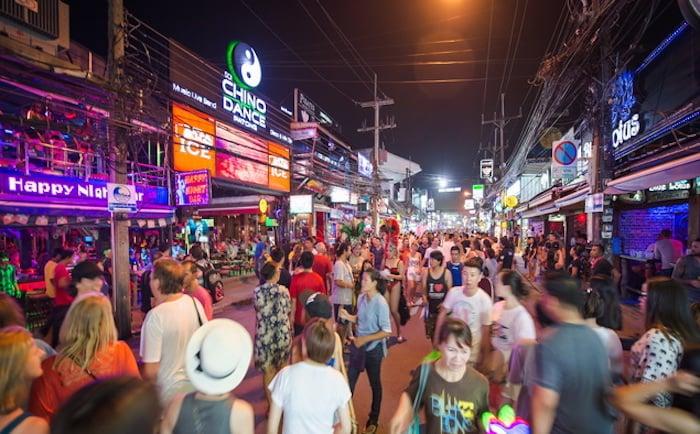 Onde Ficar Em Patong Beach: Centro