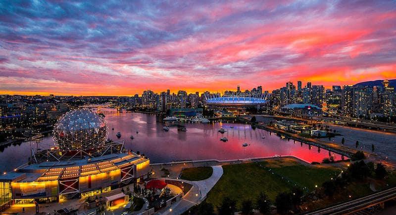 Onde Ficar Em Vancouver No Canadá