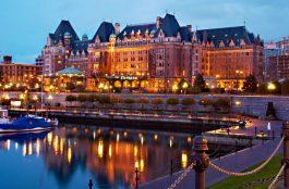 Onde Ficar Em Victoria No Canadá