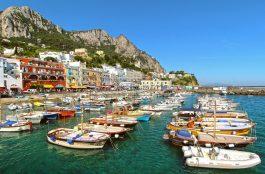Onde Ficar na Ilha de Capri na Itália