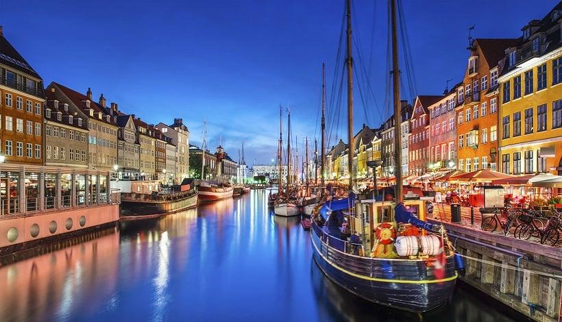 Onde Ficar em Copenhague: regiões próximas aos canais