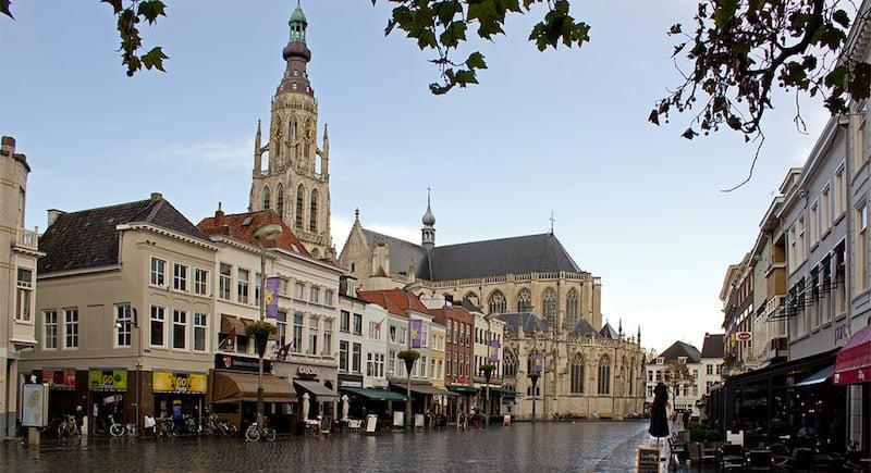 Onde Ficar em Breda na Holanda: Centro