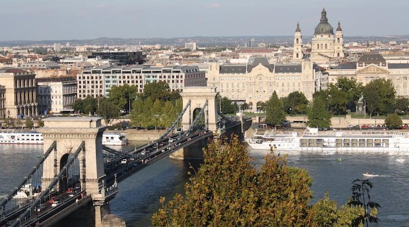 Onde Ficar em Budapeste na Hungria: Distrito do Castelo