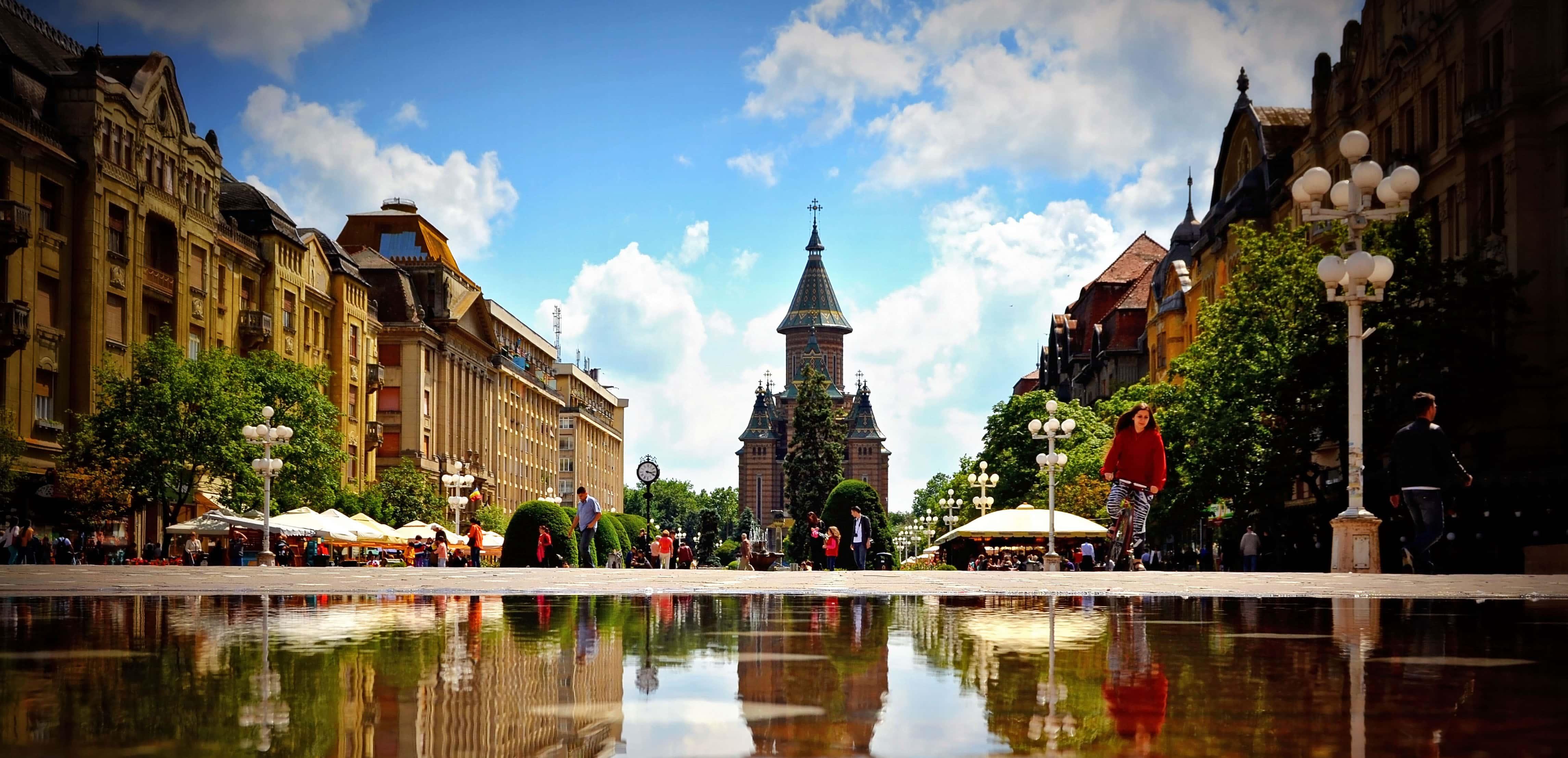 Onde Ficar em Timisoara na Romênia
