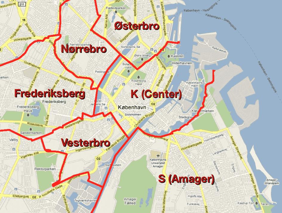 Onde Ficar em Copenhague na Dinamarca