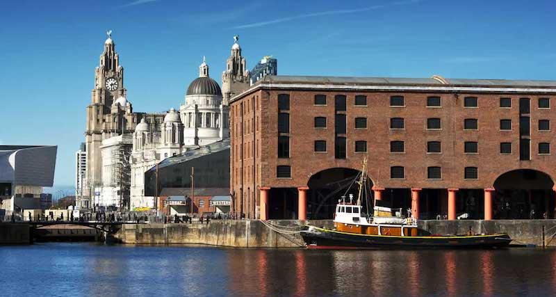 Onde Ficar em Liverpool na Inglaterra: Próximo a Albert Dock
