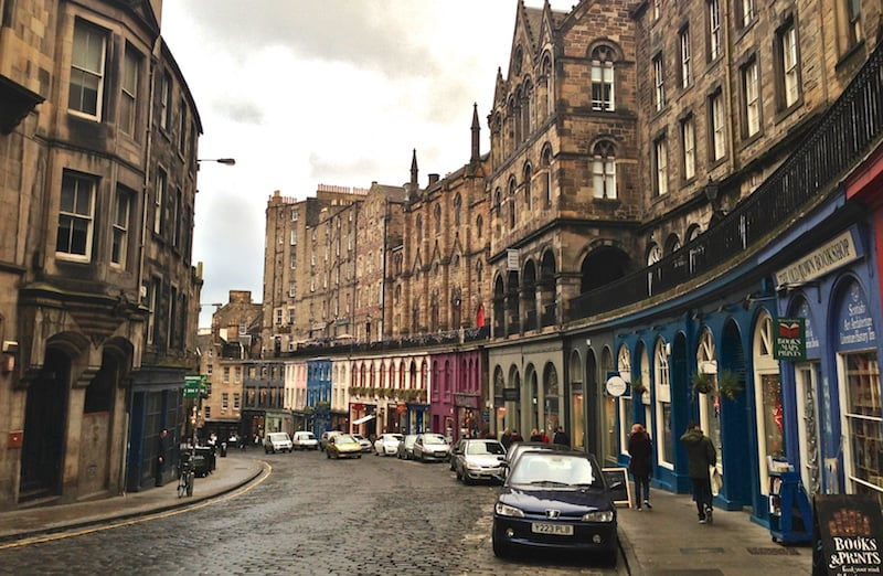 Onde Ficar em Edimburgo na Inglaterra: Old Town