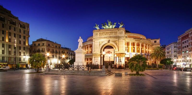 Onde Ficar em Palermo na Itália