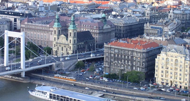 Onde Ficar em Budapeste na Hungria: Erzsébetváros