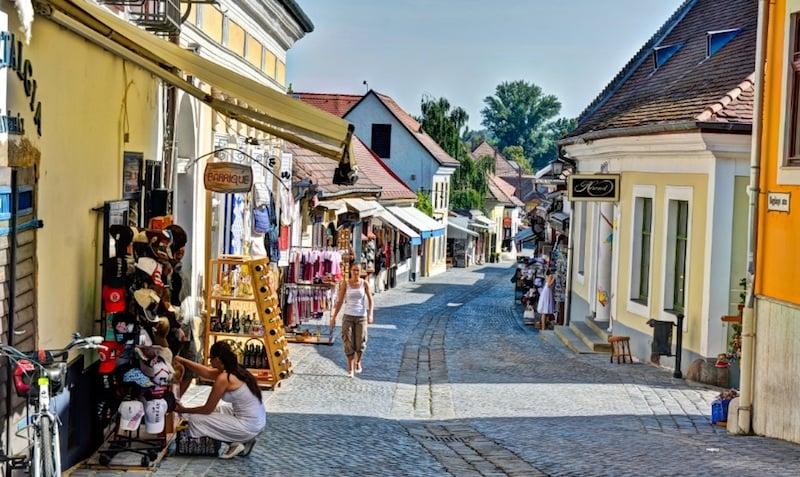 Onde Ficar em Szentendre na Hungria: Centro