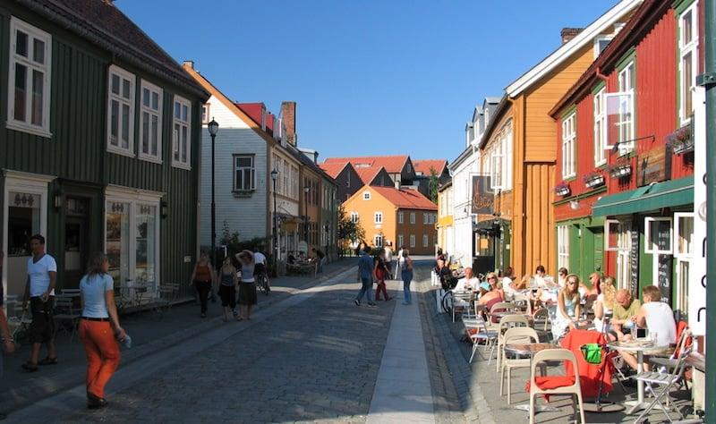 Onde Ficar em Trondheim na Noruega: Centro