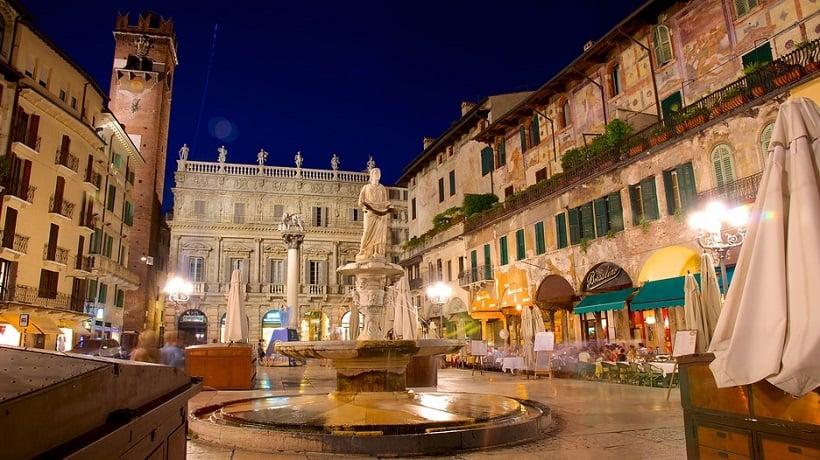 Onde Ficar em Verona: Centro Histórico