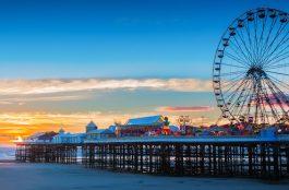 Onde Ficar em Blackpool na Inglaterra